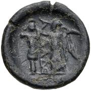 Bronze Æ18 (Adada) – revers