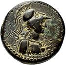 Bronze Æ23 - Diodotos (Adana) – avers