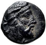 Æ10 (Adramytion) – avers