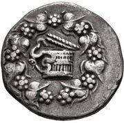 Tetradrachm (Cistophoric type) – avers