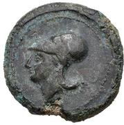 Bronze Æ17 (Adranon) – avers