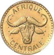 40 francs – avers