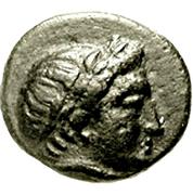 Bronze Æ10 (Aegae) – avers