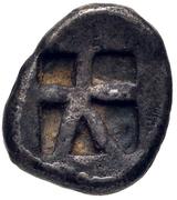 Obol - Aegina – revers