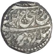 1 Rupee - Shah Shuja al-Mulk -  revers