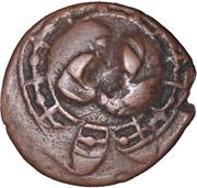 Falus - Herat mint – revers