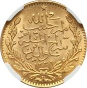 1 Tilla - Habibullah -  avers