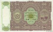 100 Afghanis -  avers