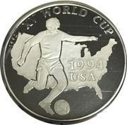 500 afghanis Coupe du monde de football USA 1994 -  revers