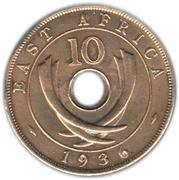 10 cents - Edward VIII -  revers