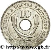 10 cents - Edward VII – revers