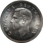 2½ shillings - George VI – avers