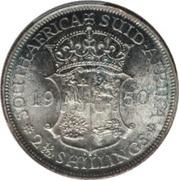 2½ shillings - George VI – revers