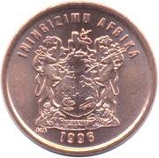 1 cent (en zoulou - ININGIZIMU AFRIKA) -  avers