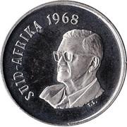 10 cents - Charles Swart (en Afrikaans - SUID AFRICA) – avers