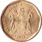 10 cents (SUID-AFRIKA - SOUTH AFRICA) -  avers