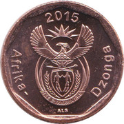 10 cents (en Tsonga - Afrika Dzonga) -  avers
