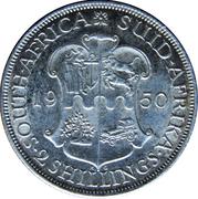 2 shillings - George VI (Type 1) -  revers