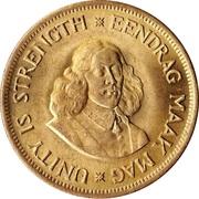 1 cent - Van Riebeeck -  avers