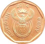 10 cents (en Swati - Ningizimu Afrika) -  avers