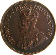 ½ Penny George V KM#13.3 (1931-1936) – avers