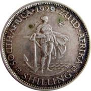 1 shilling - George V – revers
