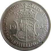 2½ shillings - George V (Type 1) – revers