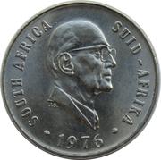 10 cents (Jacobus J. Fouché) -  avers