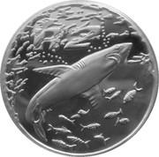 2 rand (Grand requin blanc) – revers