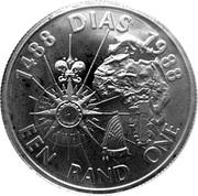 1 Rand (Bartolomeu Dias) – revers