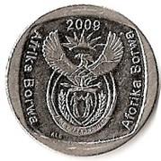 2 rand (en Tswana et Sepedi - AFORIKA BORWA) -  avers