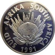 1 Rand (Nursing Centennial) – avers