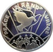 2 rand (Paix) – revers