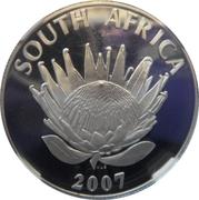 1 Rand (Nelson Mandela) – avers
