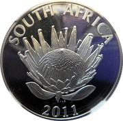 1 rand (J.M.Coetzee) – avers