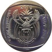 2 Rand (Centenaire des Bâtiments de l'Union) -  avers
