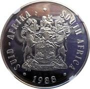 1 Rand (Huguenots) -  avers