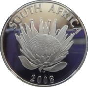 1 Rand (Mahatma Gandhi) – avers