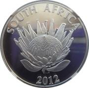 1 Rand (Walter & Albertina Sisulu) – avers