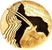½ Ounce (Oryx gazelle) – avers