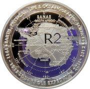 2 Rand (Découverte du Pôle Sud) – revers