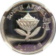 2 ½ Cents (Trains d'Afrique du Sud - Class 19D) – avers