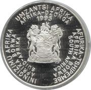 2 rand (50e anniversaire des Nations Unies) – avers
