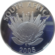1 Rand (Albert Luthuli) -  avers