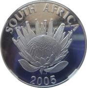1 Rand (Albert Luthuli) – avers