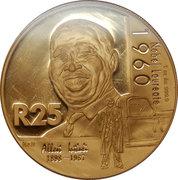 1 Once / 25 Rand (Albert John Luthuli) – revers