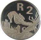 2 Rand (Hippocampe) – revers