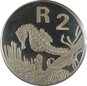 2 Rand (Hippocampe) – revers