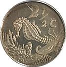 2 ½ Cents (Hippocampe de Knysna) – revers