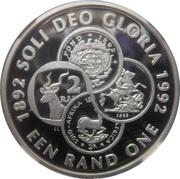 1 Rand / Coinage Centennial – revers